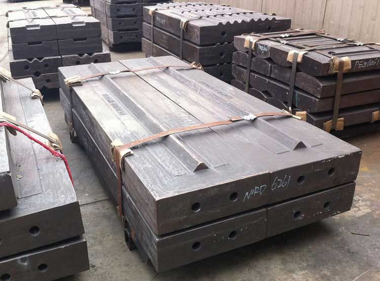 HSI Impact Crusher parts